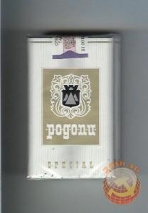 Сигаретная пачка Родопи