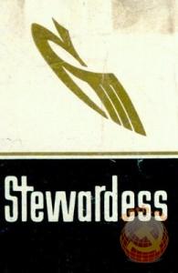Сигаретная пачка Стуардеса (Stewardess)