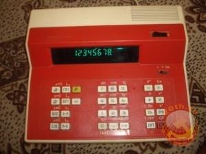 Калькулятор электроника МК-56