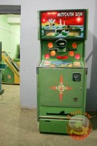 автомат морской бой