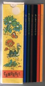 """Цветные карандаши """"Самоцвет"""" 6 штук. Фото прислал Леонид"""