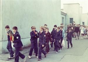 школьная форма 80-х
