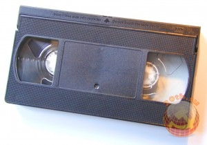 VHS видеокассета
