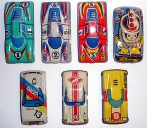 Игрушки машинки жестяны из СССР