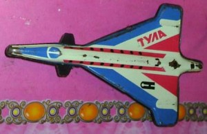 Советский железный самолетик