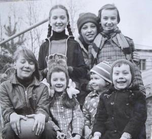 дети нашего двора. ссср