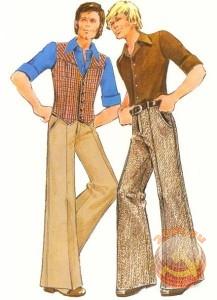 мода 70-х ссср