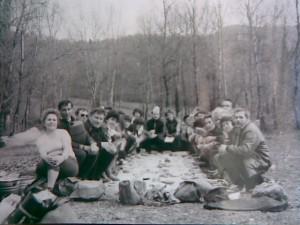Пикник на природе по Советски