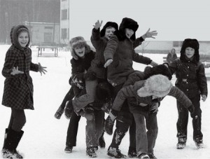 дети и советское детство