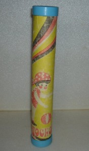 Калейдоскоп - труба с волшебными узорами