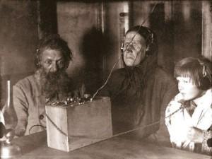 Прослушивание радио в СССР