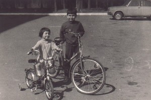 Ваш первый велосипед