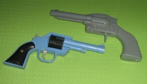 Детские пистолеты из СССР
