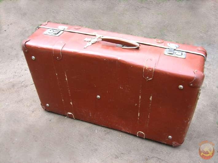 Советские чемоданы продать чемоданы самсонайт в новосибирске