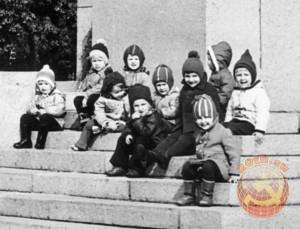 Дети из советского детства
