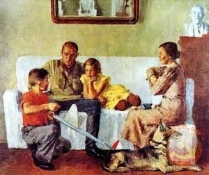 Семья и брак в СССР