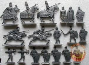 Солдатики. СССР