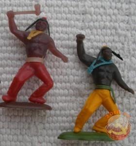 Индейцы разборные. СССР