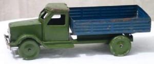 Игрушка - грузовик. СССР
