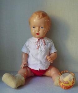 Кукла Андрюшка