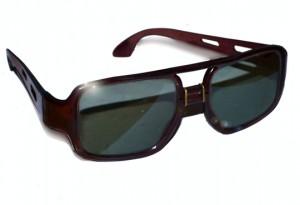 Модные очки 70-х