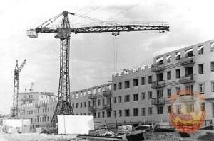 Дети на стройках в СССР