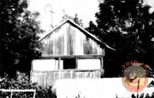 Мичуринский домик