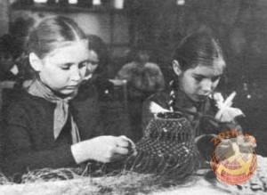 детское творчество в СССР