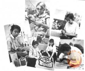 Конкурсы детского творчества в СССР
