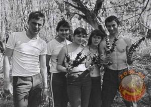 Шашлик 80-е годы СССР