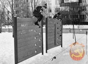 """""""Зарница"""":полоса препятствий"""