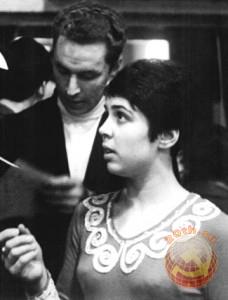 Ирина Роднина - фигуристка СССР