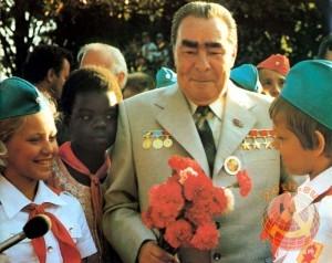 Эпоха Леонида Брежнева