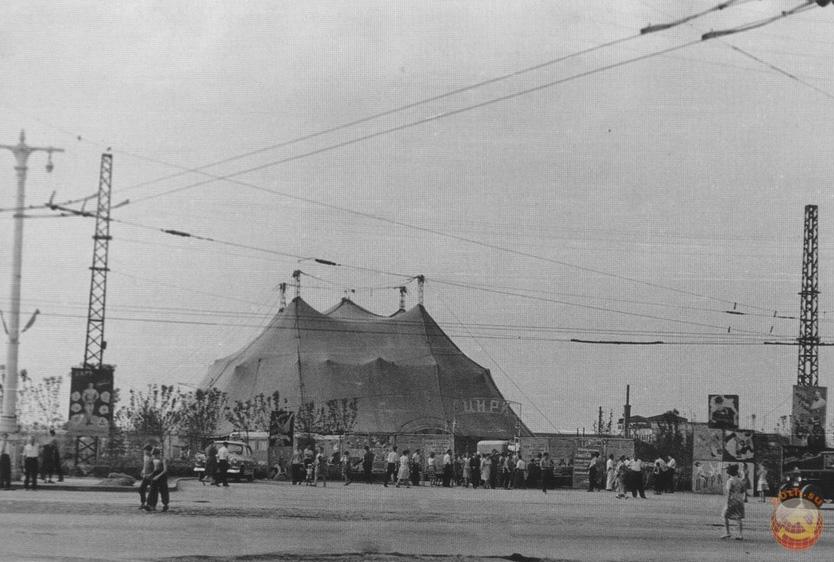 Игрушечный Цирк Шапито