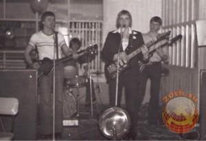 Танцы в советском студенческом общежитии