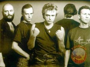 Рок-группа Алиса СССР