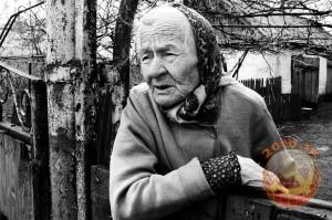 Бабушка - ветеран Великой Отечественной Войны