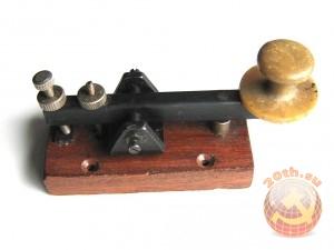 Телеграфный ключ морзе