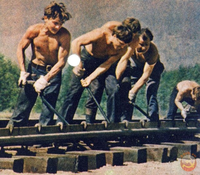 молодежь СССР   фото