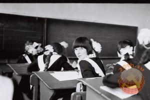 Школа в СССР. Ностальгия