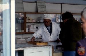В советской аптеке