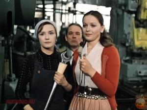 Образ советской женщины