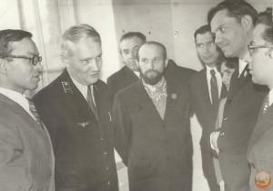 Сотрудники НИИ СССР