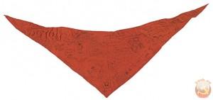 галстук пионерский расписанный