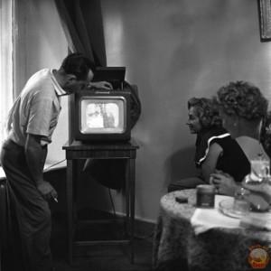 телевизор в советской семье