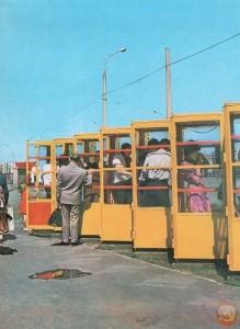 телефонные будки СССР