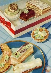 пирожное ссср