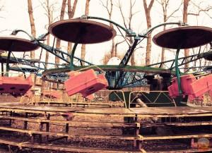 орбита - аттракцион советских детей