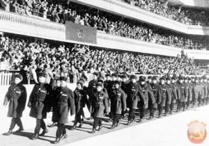 Кортина-Д`Ампеццо 1956 год