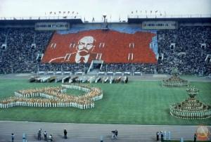олимпиада 1980 в Москве
